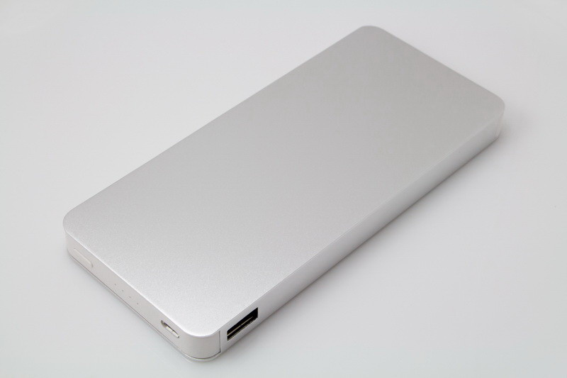 Metalowy powerbank 10000mah